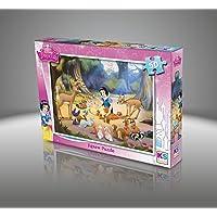 KS Games - Princess Puzzle, 50 Parça