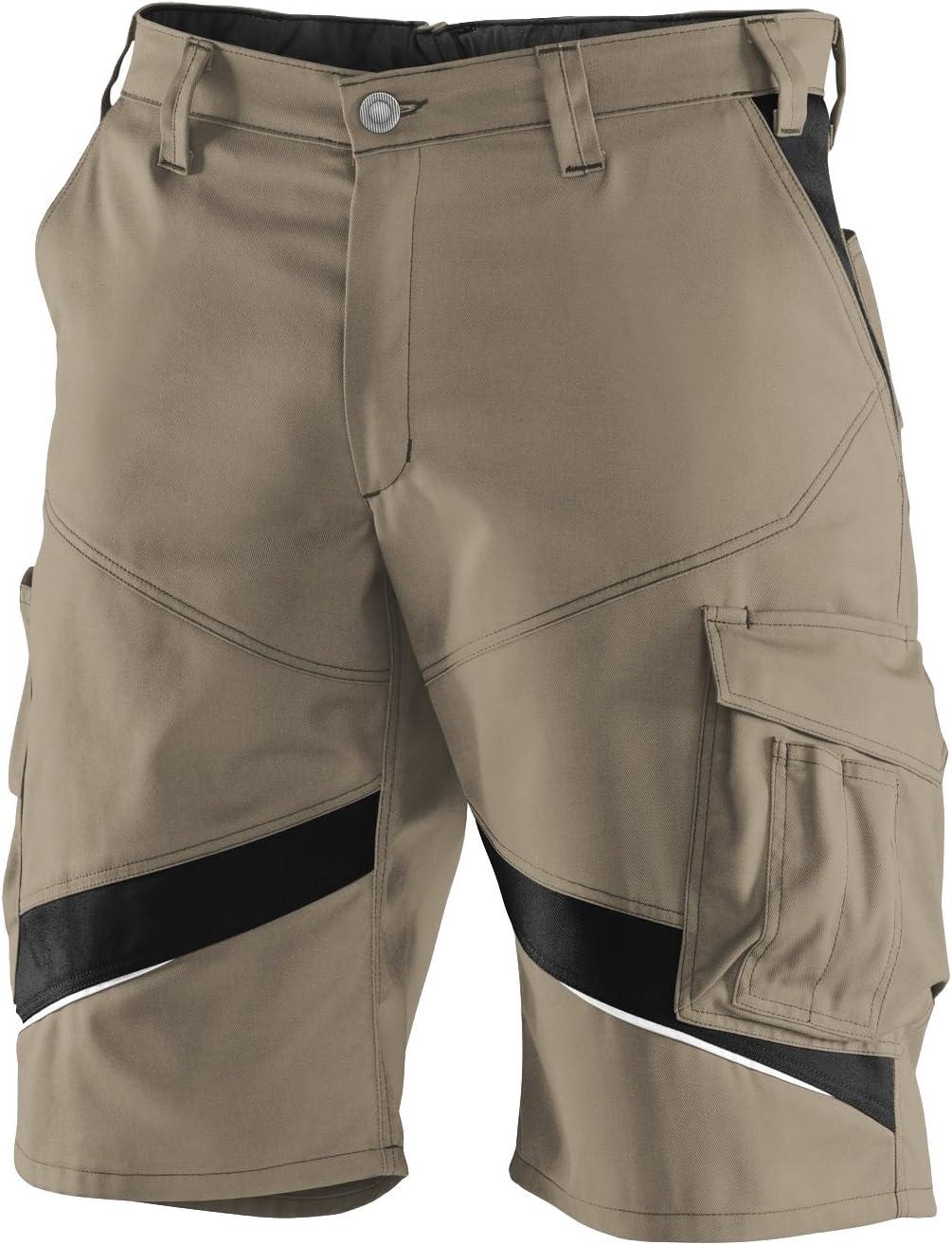 K/übler 24505365-2599-44 Shorts Activiq Gr/ö/ße 44 in sandbraun//schwarz
