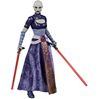 """Star Wars - The Black Series - 6"""" Asajj Ventress - Star Wars: The Clone Wars - Scale Collectible Action Figures - Toys…"""