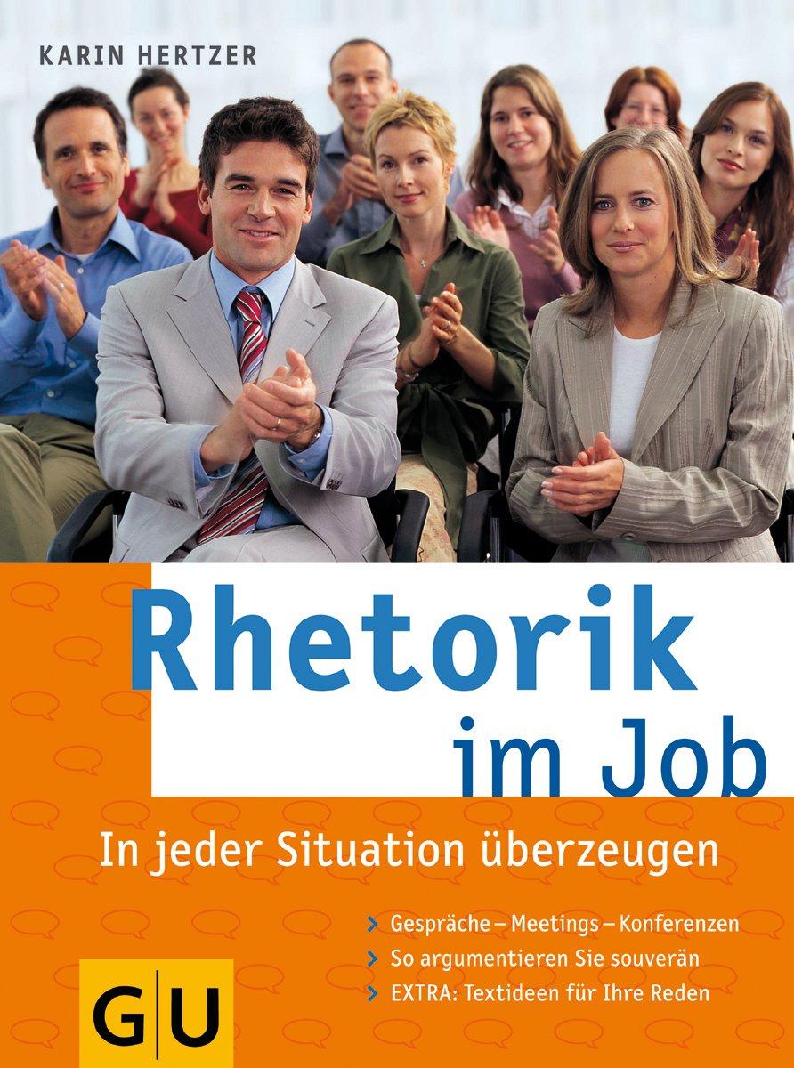 Rhetorik im Job