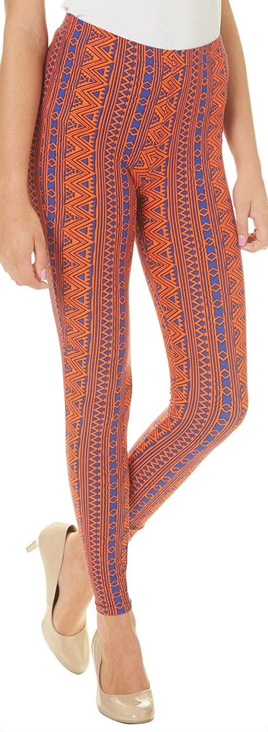 Hot Kiss Florida Gators Juniors Tribal Leggings P000527883