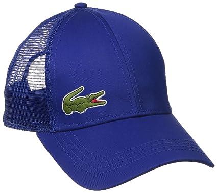 3017c73832f81c Lacoste Men s Trucker Cap  Amazon.in  Clothing   Accessories