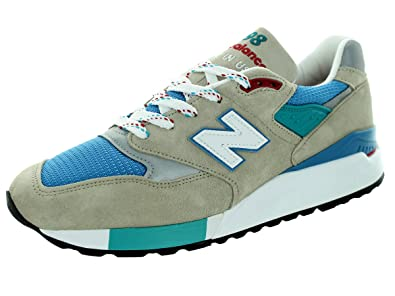 0710d2414 New Balance 998  Made in USA  - Grey Blue-UK 8   EU 42  Amazon.co.uk ...