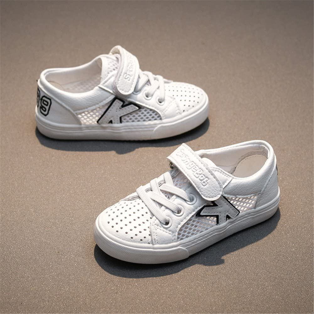 YSNJL Kids Tennis Shoes Breathable Athletic Shoes Lightweight Walking Running Shoes Fashion Sneakers for Boys and Girls