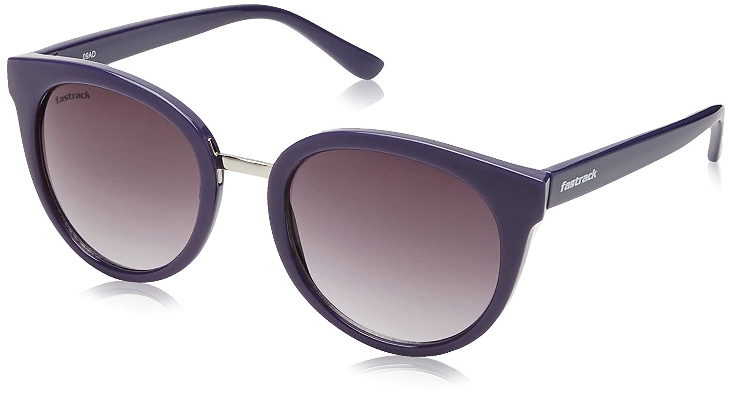 Fastrack UV Protected Oval Women's Sunglasses
