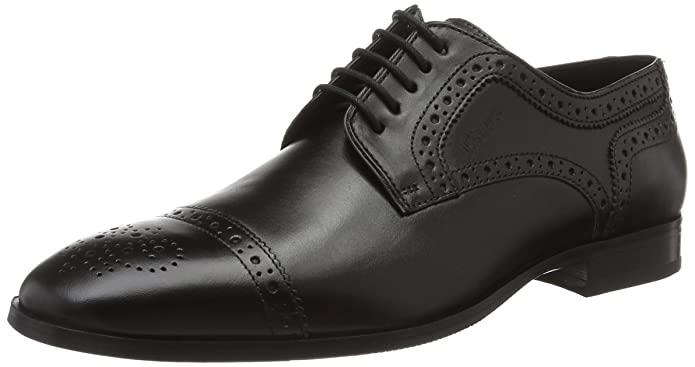 Paavo, Mens Derby Lace-up Sioux