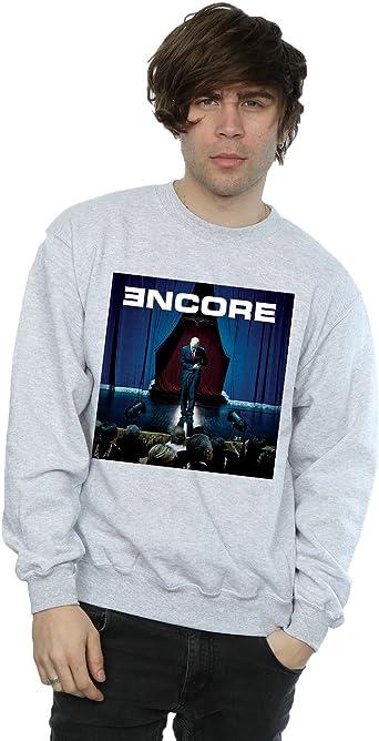 Eminem Hombre Encore Album Cover Camisa De Entrenamiento ...