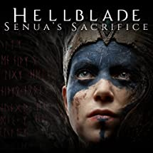 Hellblade: Senua's Sacrifice - PS4 [Digital Code]