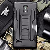 LG L9 Case, Future Armor Impact Shockproof Hard Case For LG Optimus L9 P769 Phone Cover Holster (Only For T-Mobile Version)