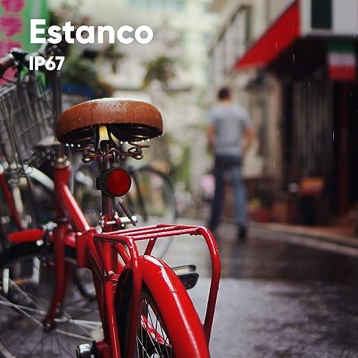 INVOXIA Bike Tracker, Localizador GPS Antirrobo para Bicicleta ...