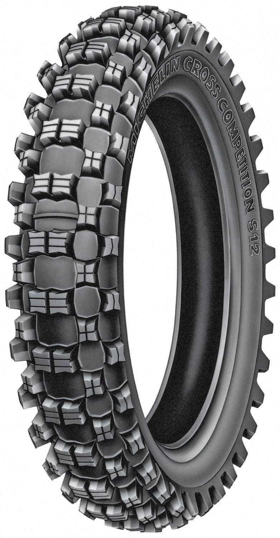 Michelin S12 XC Motocross Front Tire - 90/90-21 8325 87-9657-Western
