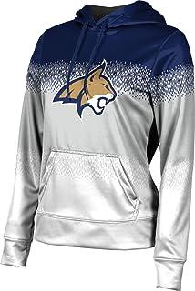 ProSphere Montana State University Mens Pullover Hoodie Gradient School Spirit Sweatshirt