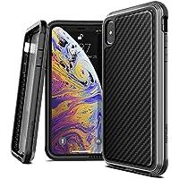 Capa Iphone XS, X-Doria, XD789-01, Chumbo