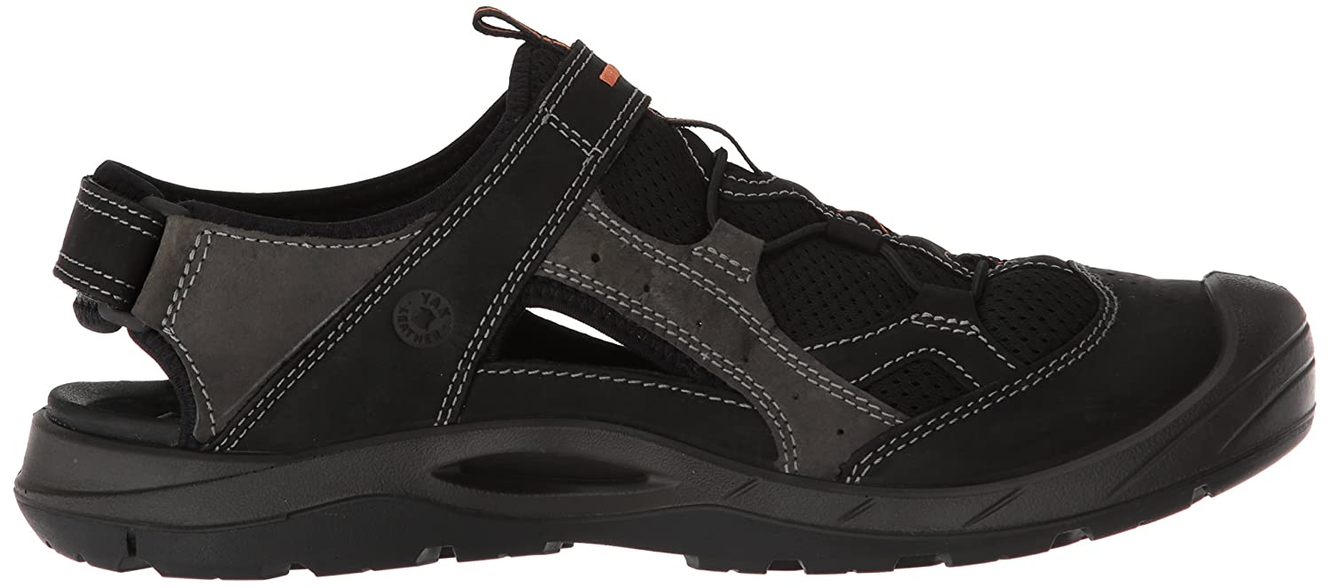 0db87a0939fb5 Amazon.com | ECCO Men's Biom Delta Offroad Sandal | Sport Sandals & Slides