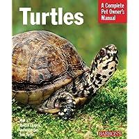 Turtles: Complete Pet Owner's Manual (Barron's Complete Pet Owner's Manuals)
