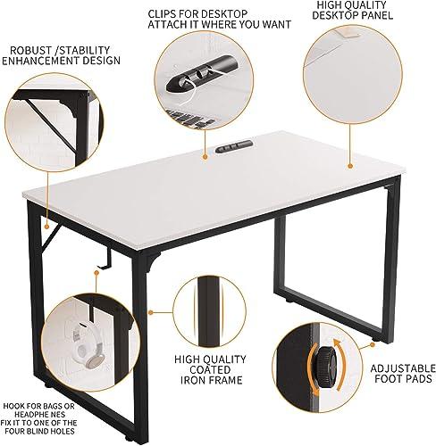 Flrrtenv Home Office Desk