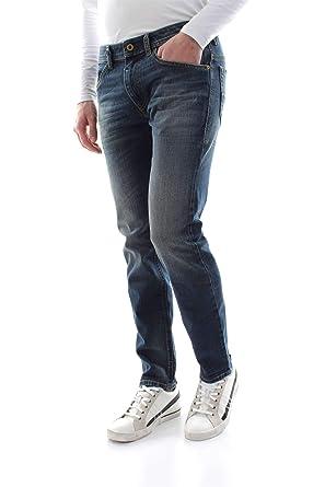 fae75d5a Amazon.com: Diesel Mens Thommer 089AR Skinny Slim Fit Denim: Clothing
