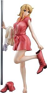 Megahouse Girls Collection: Space Battle Ship Yamato 2202: Yuki Mori Private Version PVC Statue Vinyl Figure