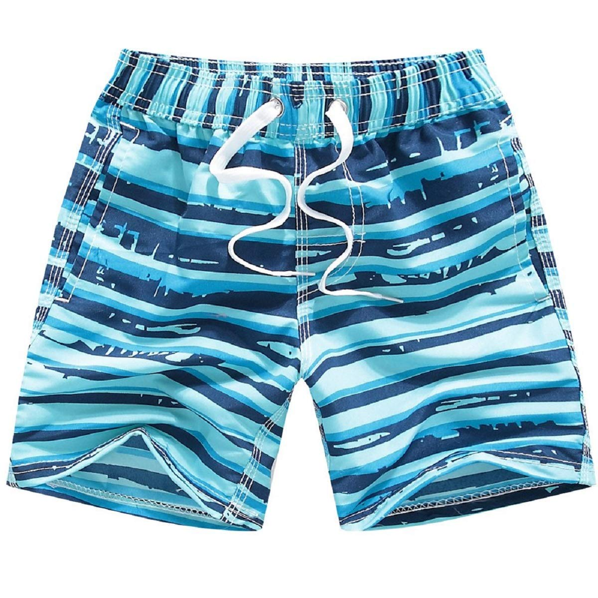 Collager Baby Boys Cute Swim Trunks Kids Quick Dry Beach Water Resistant Board Shorts Little Boy Swim Suit