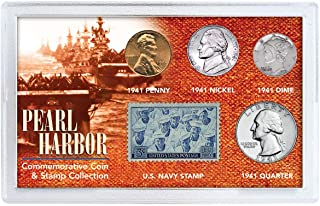 product image for Pearl Harbor Coin & Stamp Collection