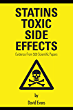 Statins Toxic Side Effects: Evidence from 500 scientific papers (Cholesterol)