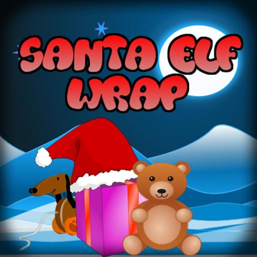 - Santa Elf Wrap