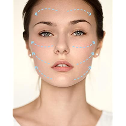 FDA Approved] Rika EMS facial toning device micro-current