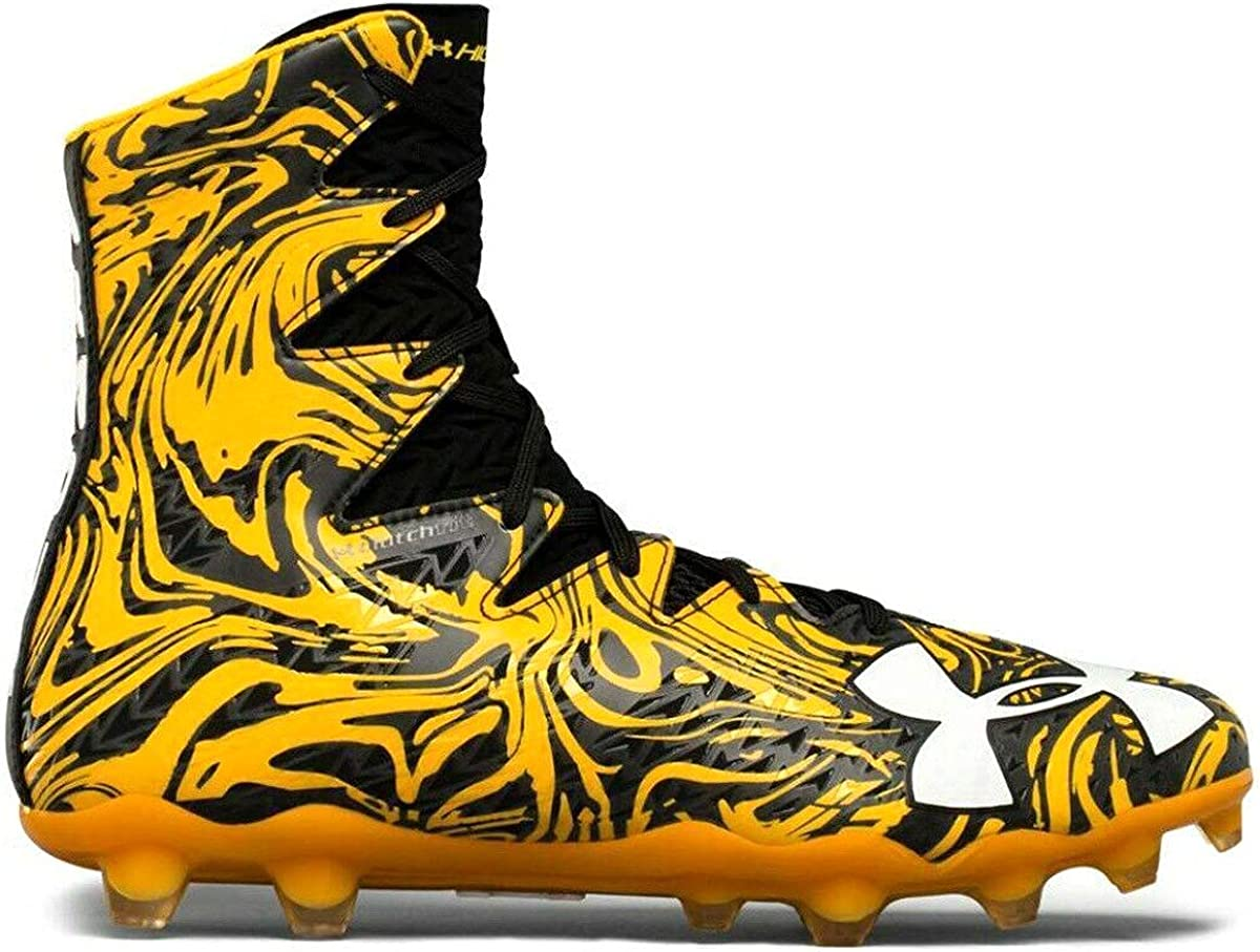 Under Armour Mens Highlight Lux MC Football Cleat
