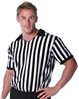Underwraps Costumes Men's Referee Costume - Shirt