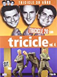 Pack tricicle iv:tricicle 20 [DVD]