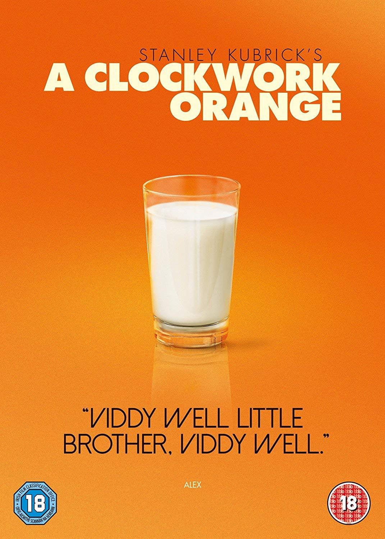 Clockwork Orange [Reino Unido] [DVD]: Amazon.es: Malcolm McDowell, Patrick Magee, Michael Bates, Warren Clarke, John Clive, Adrienne Corri, Carl Duering, ...