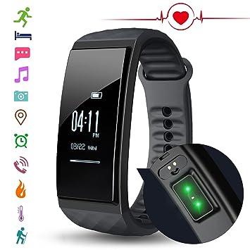 CUBOT S1 Fitness Tracker Pulsera con Monitor de Ritmo Cardíaco ...