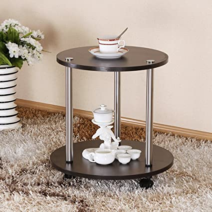 Amazon Com Tables Zr Living Room Small Round Tea Tea Circular