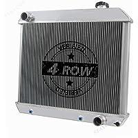 KKS 3 ROWS 1970 1971 1972 Dodge Dart W//V8 ENGINE ALUMINUM RADIATOR