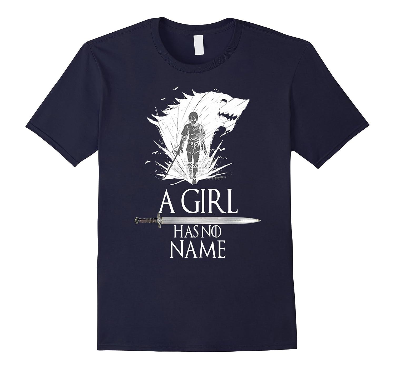 A girl has no name Tees gift-Art