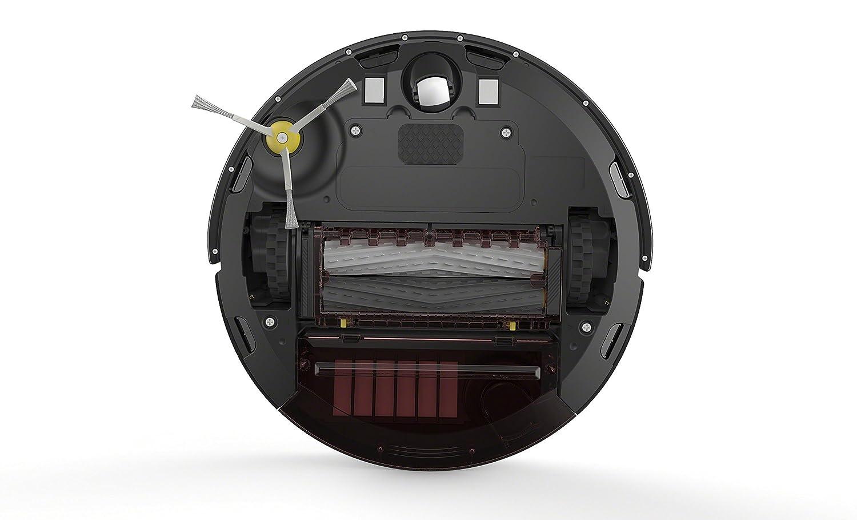 L'iRobot Roomba 960 vue du dessous