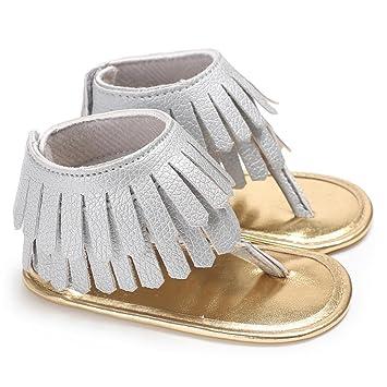 Newborn Baby Kids Girls Boys Princess Sandals Sneakers Anti-slip Soft Sole Shoes