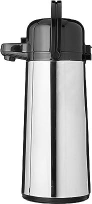 Garrafa Térmica Air Pot, Invicta, Inox, 1.8L