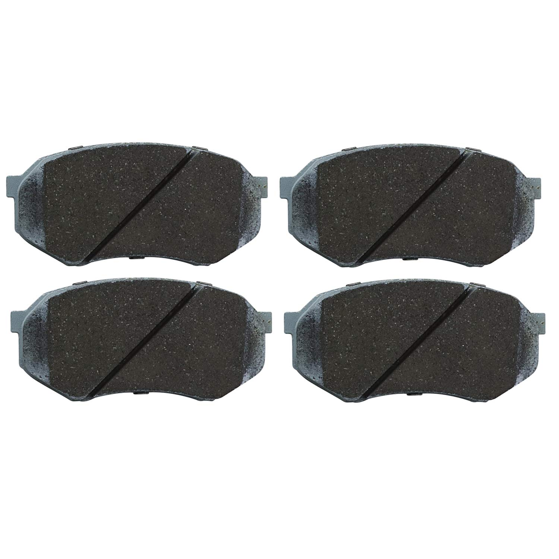 Beck Arnley 085-1535 Premium ASM Brake Pad