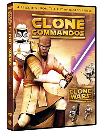 Star Wars The Clone Wars Vol 2 Clone Commandos Season 1