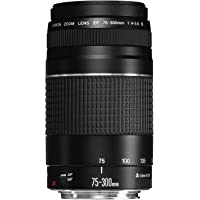 Lente EOS EF 75-300mm F4.0-5.6 III, Canon