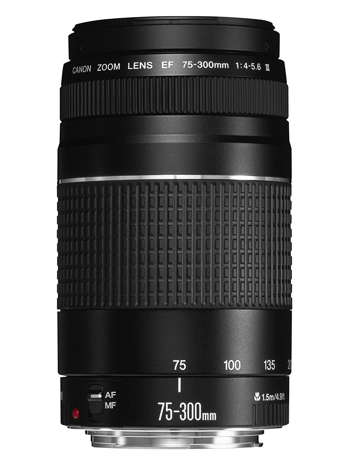 Canon EF 75-300mm f/4-5.6 III Telephoto Zoom Lens for Canon SLR Cameras by Canon