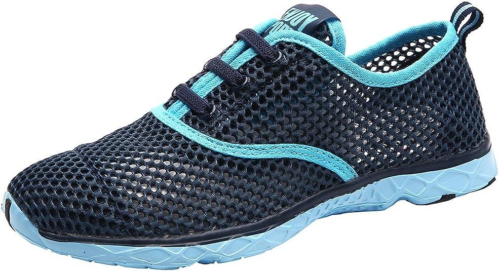 ALEADER Zapatos acuáticos de secado rápido para mujer