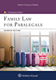 Family Law for Paralegals (Aspen College Series)