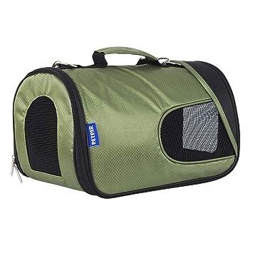 Amazon.com: Petper CW-130 - Bolsa de viaje para mascotas ...