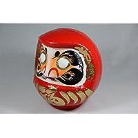 Japón Craft-muñeca de la suerteDaruma, tamaño 2