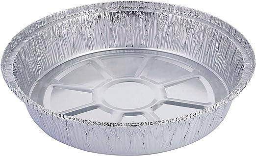 Bandeja de aluminio desechable de HBaker, para el congelador y el ...