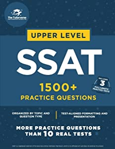 Sweepstakes: Upper Level SSAT: 1500+ Practice Questions