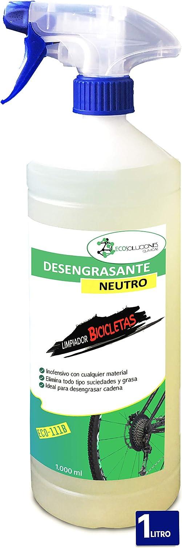 Ecosoluciones Químicas ECO111 | Desengrasante Neutro para ...