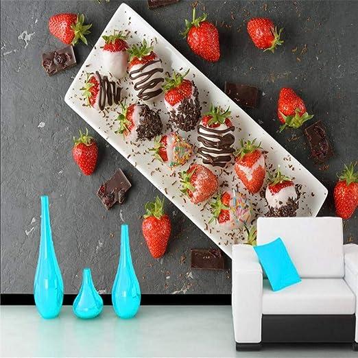 gift0229 3D Fondo De Pantalla De Candy Food, Restaurante Bar Salón ...